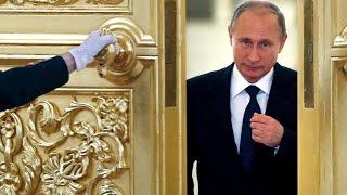 Как в кремле поздравили В.Путина с Днем Рождения