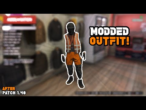 *EASY*How To Make  A Invisible Modded Outfit With Trash Man Vest After Patch 1.48!