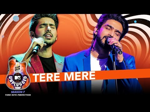 Tere Mere Unplugged | Amaal Mallik & Armaan Malik - MTV Unplugged Season 7 | T-Series