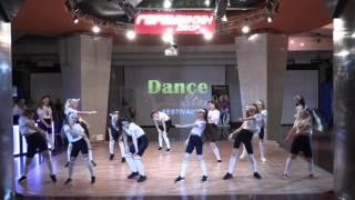 Студия современного танца D.I.V (Тверь) Руководитель Хоменко Дарья 9-13 лет -