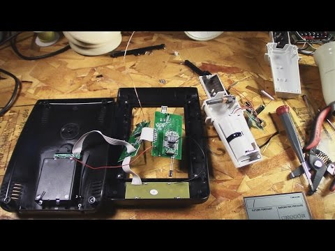 Acurite 3N1TXCA1 Weather Station Teardown