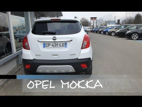 OPEL MOKKA SUV CROSSOVER VOITURE CAR AUTO AUTOMOBILE COCHE