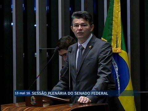 José Medeiros elogia discurso de harmonia e propostas de Michel Temer