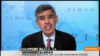 El-Erian: Economy Can't Handle More Uncertainty