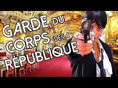 La Bajon - Nouveau garde du corps du président de la République Française (Sous-titres Français)