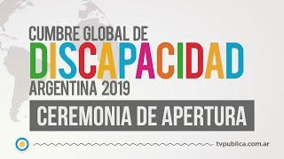 Cumbre Global de Discapacidad Argentina 2019