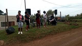 Thandiwe Mbuthu- Igama likaJehova lingumbhoshongo- Baleka ngenyawo zombili Open Air