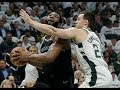 Detroit Pistons vs Milwaukee Bucks - Game 2 - Full Game Highlights | 2019 NBA Playoffs