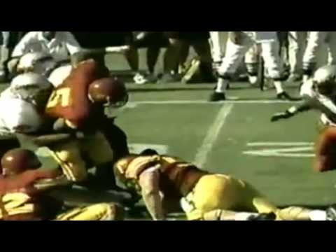 Biggest Hits In Cougar Football History