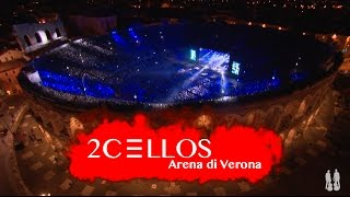 Скачать 2CELLOS Smells Like Teen Spirit Live At Arena Di Verona