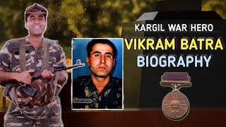 Video Captain Vikram Batra Biography | Story Of A Man Who Made Pakistan Cry - Kargil War Hero Vikram Batra download MP3, 3GP, MP4, WEBM, AVI, FLV Agustus 2018