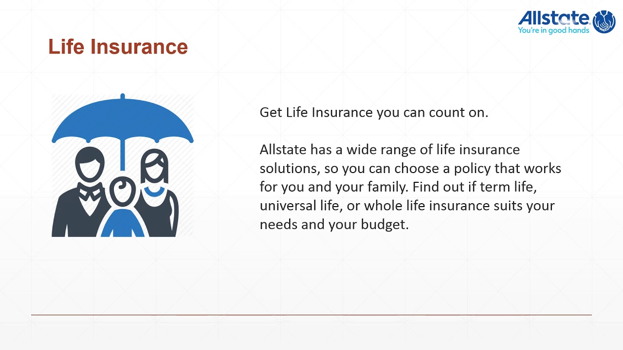 Allstate Term Life Insurance Quote Cheapest Car Insurance Provider In Gaithersburg Md  Allstate