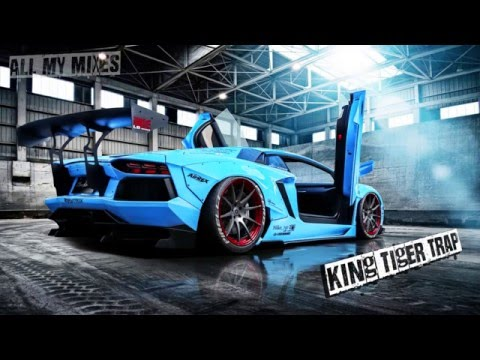 Dope Trap Mix 2015 ELectro and Hip Hop vol 2 by King Tiger Trap
