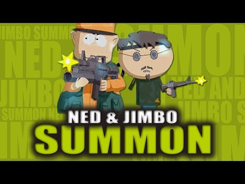 Ned & Jimbo SUMMON | South Park: The Fractured But Whole (Unlocking all Summons - part 1)