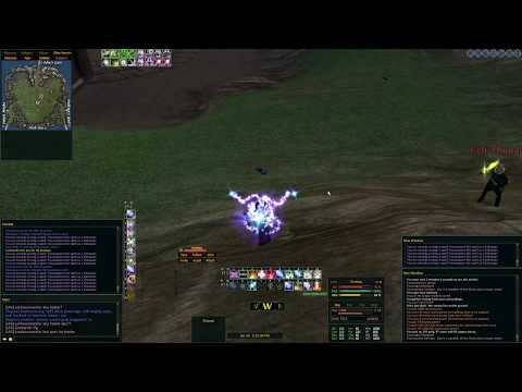 Solo Smite Cleric Daoc Live - 3 NS at once! (ish) :D