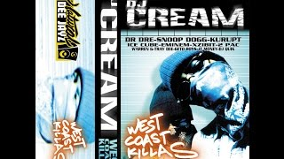 DJ CREAM - West Coast Killas (Face A et B ripped) HQ Thumbnail