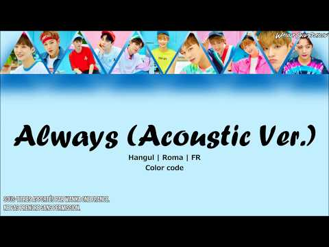 Free Download [vostfr] Wanna One (워너원) - Always (acoustic Ver.) (이 자리에) Mp3 dan Mp4