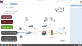 Intro to New CCNA-Security Certification Program (640-554 IINS) :: Video-1