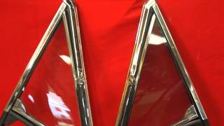 Buick Skylark Vent Window Frames