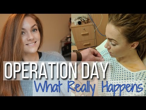 Operation Day || Breast Augmentation - What Really Happens | Gemma Stanley