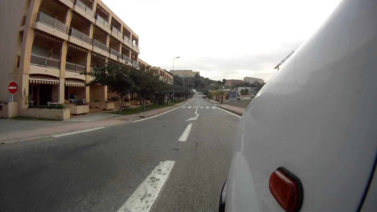 Corsica By Car Olmeto Propriano Go Pro Youtube