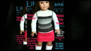 Free Patterns For American Girl® Dolls Liberty Jane