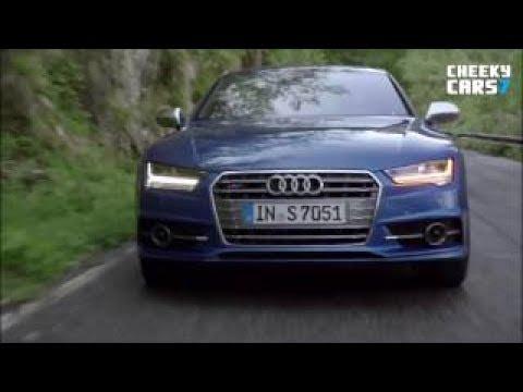 Audi S Vs BMW I Gran Coupe P Fps H Kbit AAC YouTube - Audi s7 vs bmw 650i gran coupe