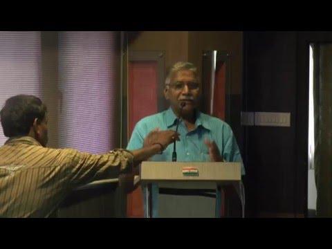 Tamil Heritage Trust- Talk by K. Sridharan
