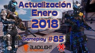 """Blacklight Retribution Gameplay #85 """"Actualización Enero 2018"""" En español Secret silver camo elite"""
