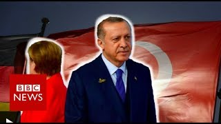 Nazi jibes and spying claims: Turkey and Germany's fractured friendship - BBC News