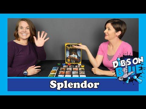Splendor - Playthrough