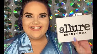 Allure Beauty Box September 2019 Unboxing   Monthly Subscription Box Review
