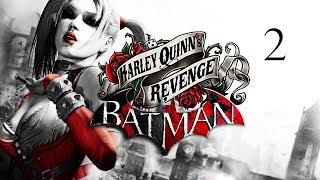 Batman: Arkham City - La venganza de Harley - Capítulo 2 - Robin vs Harley