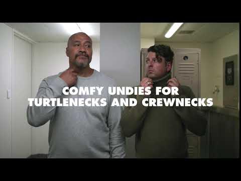 Turtlenecks & Crewnecks   Changeroom
