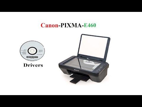 canon-pixma-e460-|-driver