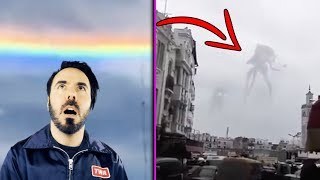 5 WTF Mysterious Moments: Unexplained Cases Sky Phenomena!