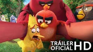 ANGRY BIRDS LA PELÍCULA. Tráiler Final HD en español. Ya en cines.