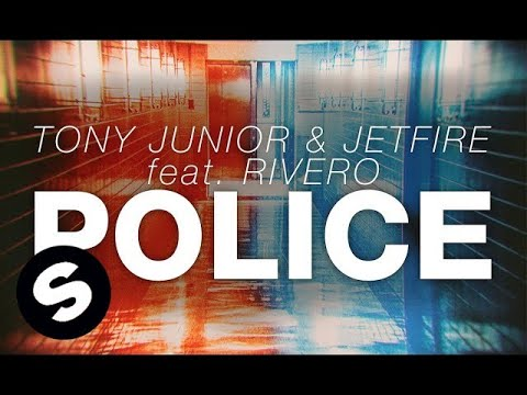 Tony Junior & JETFIRE feat. Rivero - Police (Extended Mix)