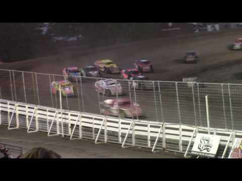 Nodak Speedway IMCA Sport Mod A-Main (Motor Magic Night #2) (9/3/16)