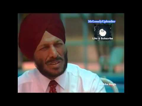 Milkha Singh Race in Pakistan - Flying Sikh [ Autobiography ]