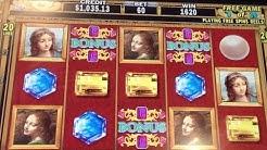 5 RETRIGGERS on Davinci Diamond ✦ Live Play w/ BONUS!!!✦ Slot Machine at Woodbine Casino, Canada!