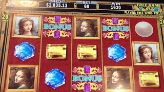 5 RETRIGGERS on Davinci Diamond ✦ Live Play w/ BONUS!!!✦ Slot Machine at Woodbine Casino, Canada!