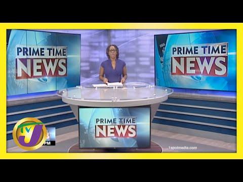 Jamaican News Headlines | TVJ News - May 12 2021