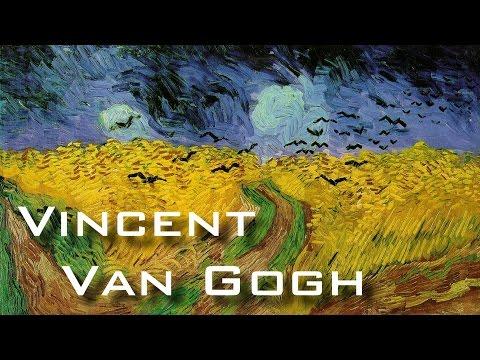 Obras de Vincent Van Gogh y sus nombres, grandes Artistas de la Historia