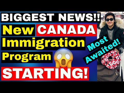 MOST AWAITED NEW IMMIGRATION PROGRAM - RURAL AND NORTHERN IMMIGRATION PILOT PROGRAM