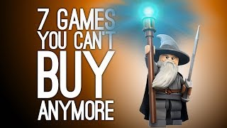 One of Outside Xtra's most viewed videos: 7 Great Games You Can't Buy Anymore, Because Lawyers