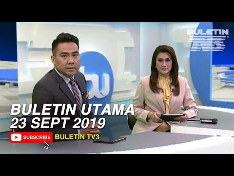 Buletin Utama (2019) | Isnin, 23 September