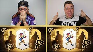 HISTORYCZNY WYNIK? - FIFA 19 WALKA NA SKŁADY [#2] - KAMYK