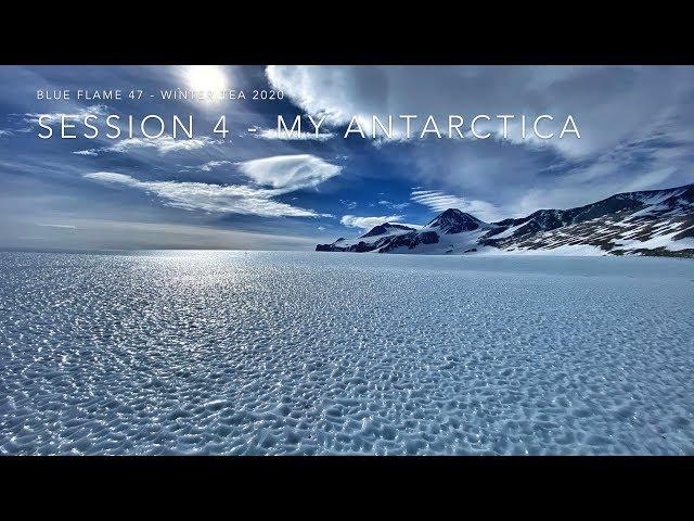 My Antarctica