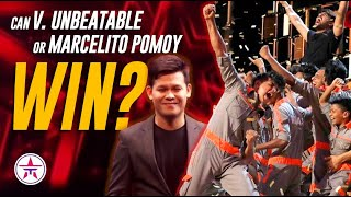 Can V. Unbeatable Or Marcelito Pomoy ACTUALLY Win @America's Got Talent Champions? w/@accordionhans